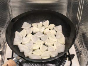CookDo きょうの大皿 豚バラ大根 大根