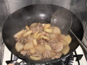 CookDo きょうの大皿 豚バラ大根