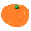 キャラクター 橙