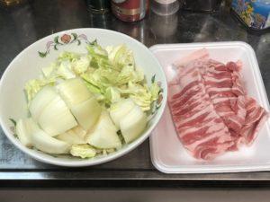 CookDo きょうの大皿 回鍋肉 材料