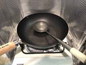 リバーライト 炒め鍋 おたま
