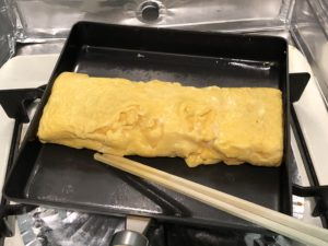 リバーライト たまご焼き 調理