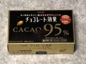 高カカオチョコレート カカオポリフェノール