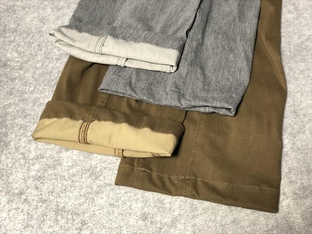 知ってるとお得!裾上げメニューは店舗ごとにちょっと違うかもしれないWORKMAN!ひとり暮らしのファッション事情