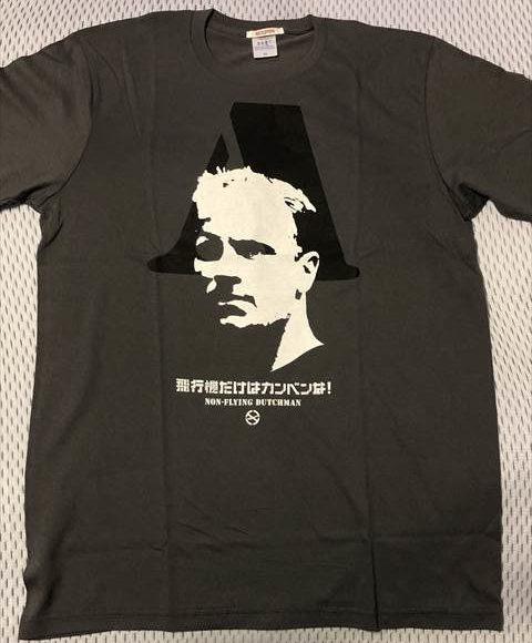 ベルカンプ 2019 Tシャツ