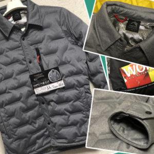 【2019秋冬】WORKMANの新作、HS006 ULTIMATE シャツジャケット、昨年人気のフーデッドパーカーと並んでおすすめ!ひとり暮らしのファッション事情